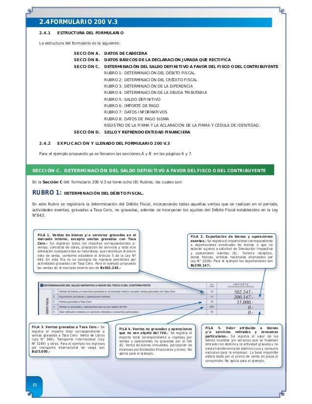 Guia formularios 200 y 400 v.3