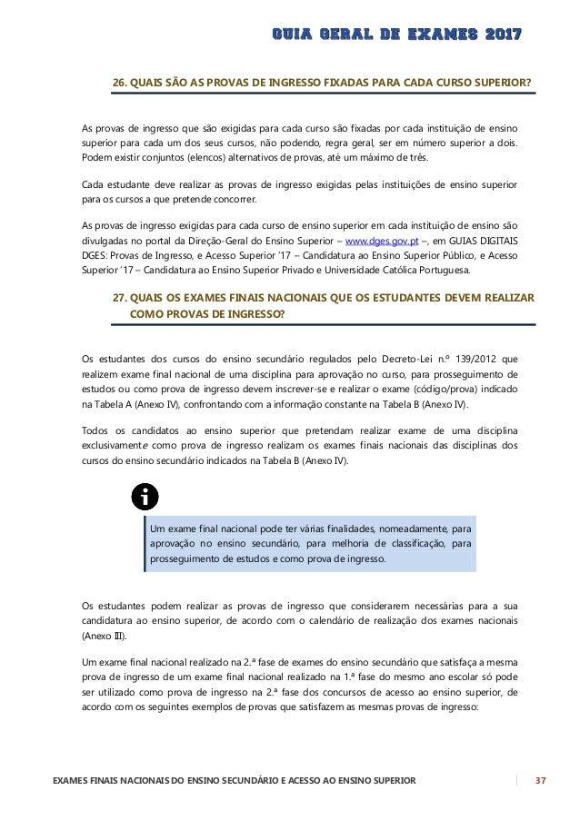 38 EXAMES FINAIS NACIONAIS DO ENSINO SECUNDÁRIO E ACESSO AO ENSINO SUPERIOR Prova de ingresso: História (11) Exame realiza...
