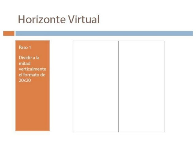 Guia horizonte virtual