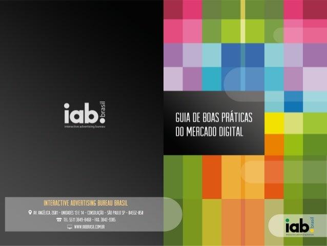 Guia de Boas Práticas do Mercado Digital