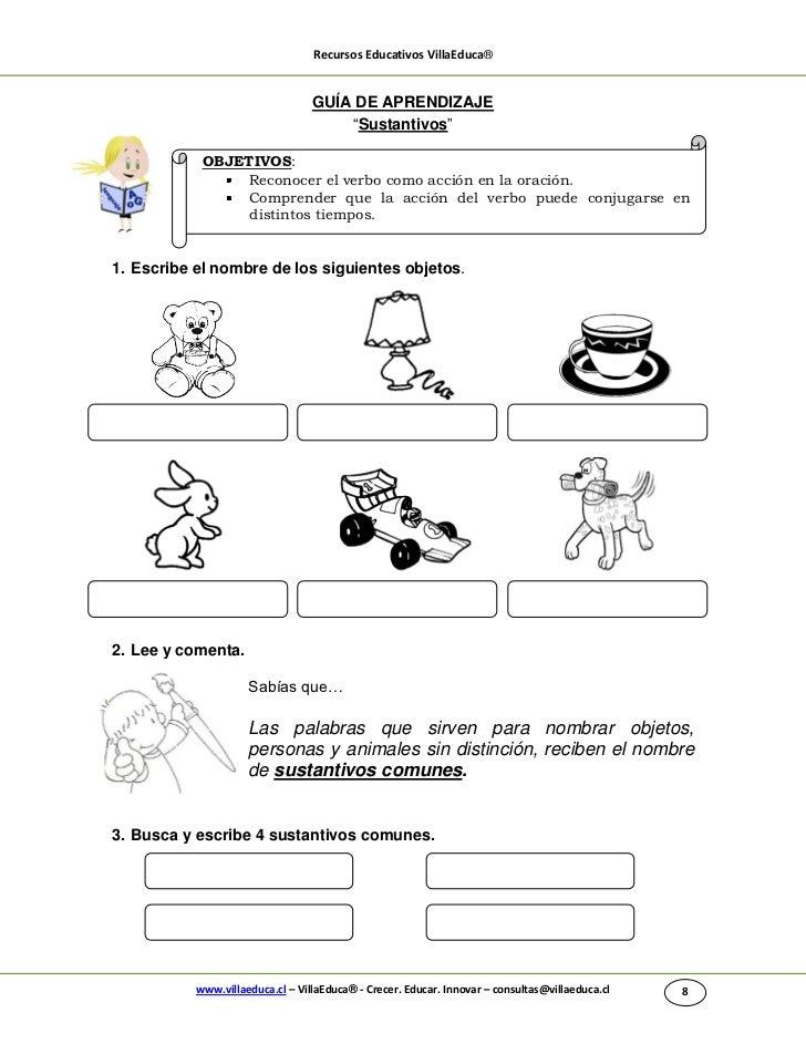 Recursos Educativos VillaEduca®                                  GUÍA DE APRENDIZAJE                                      ...