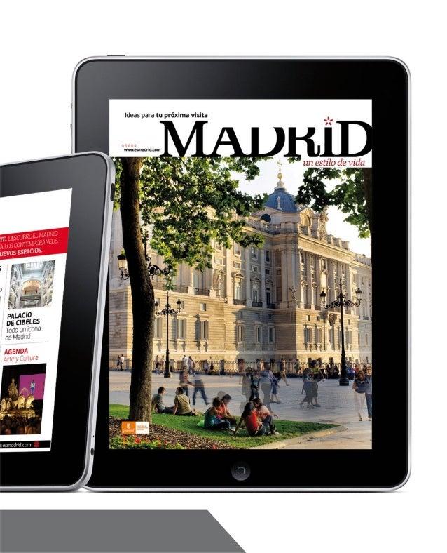 Guia De Madrid En Ingles