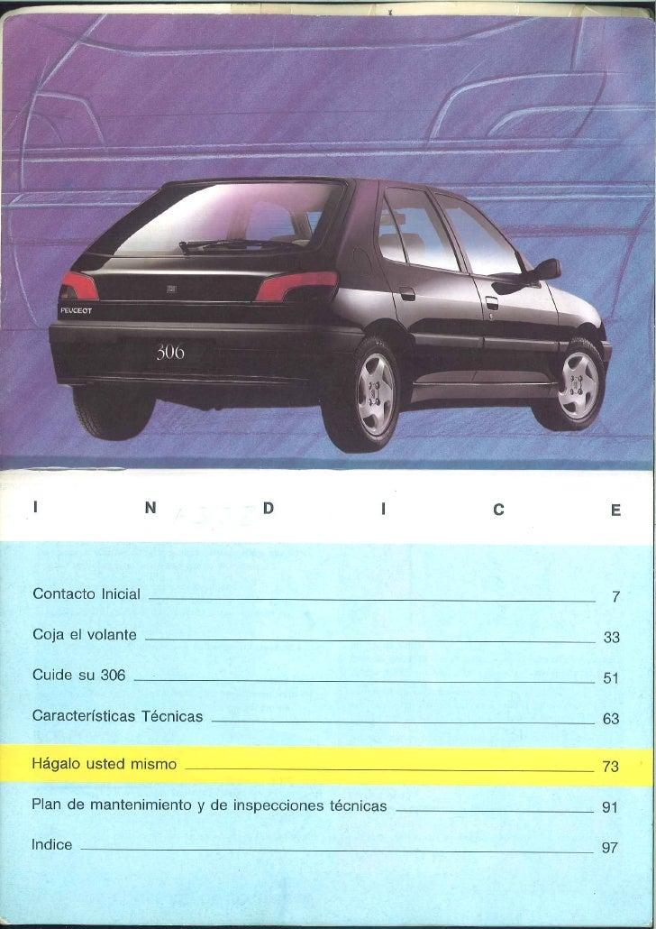 Peugeot 306 Repair manual Automobile library | Mecatechnic.com ...