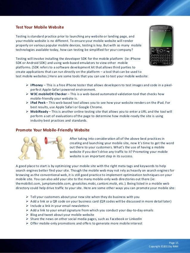 (PDF) Prospects of mobile search   Sergio Ramos, Oscar ...