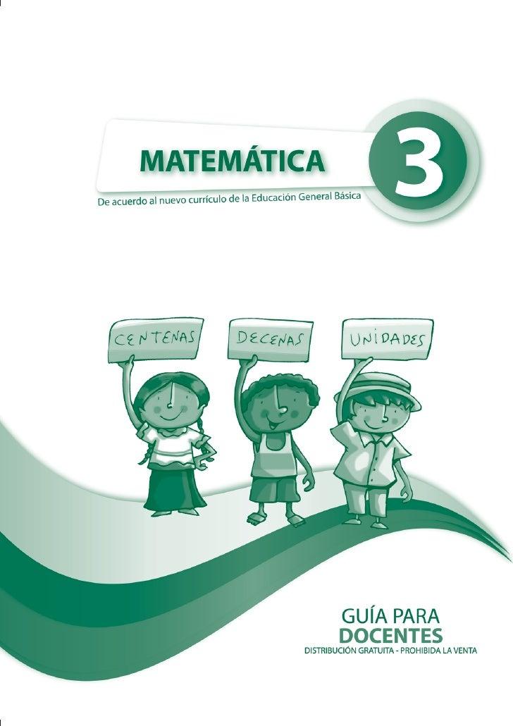 Guia matematica tercer_ano