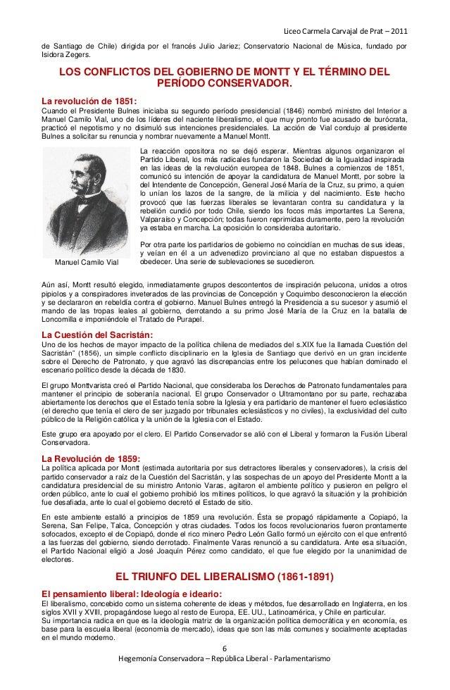 Liceo Carmela Carvajal de Prat – 2011de Santiago de Chile) dirigida por el francés Julio Jariez; Conservatorio Nacional de...