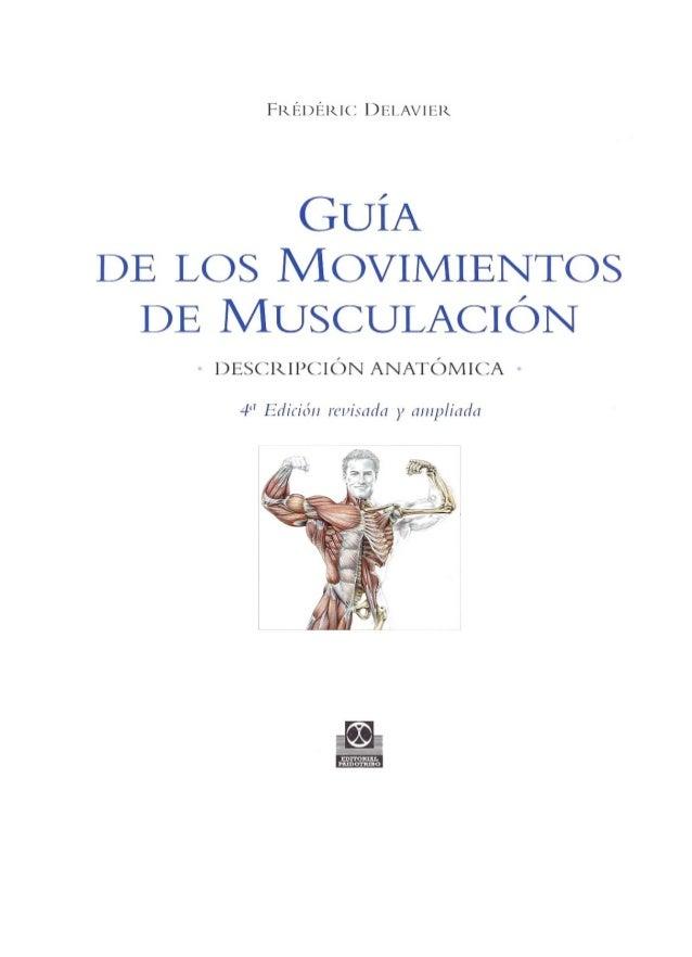 Guia movimientos musculacion Slide 2