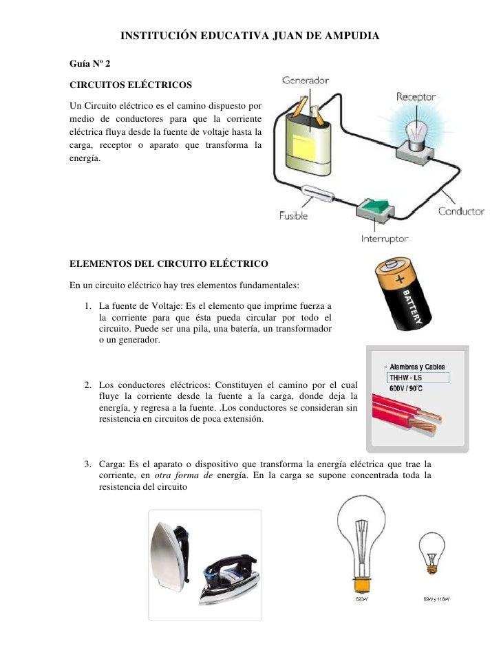 Circuito Basico : Circuito electrico simple de un auto blse