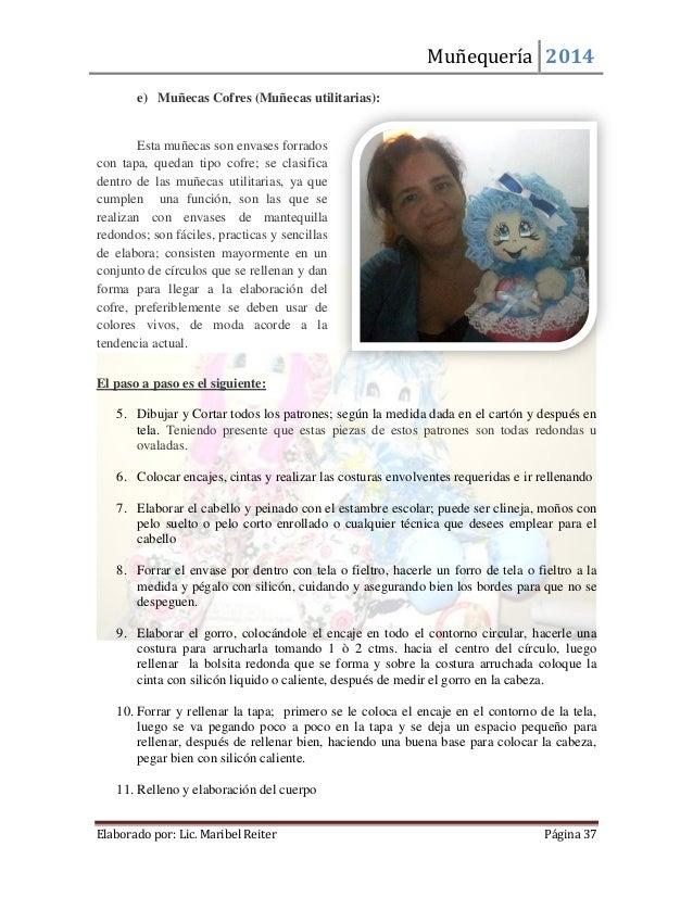 MUÑEQUERIA NIVEL BASICO PDF imprimible