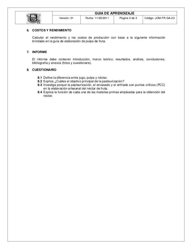 GUIA DE APRENDIZAJE                    Versión: 01       Fecha: 11/05/2011        Página 3 de 3     Código: JCM-FR-GA-236....