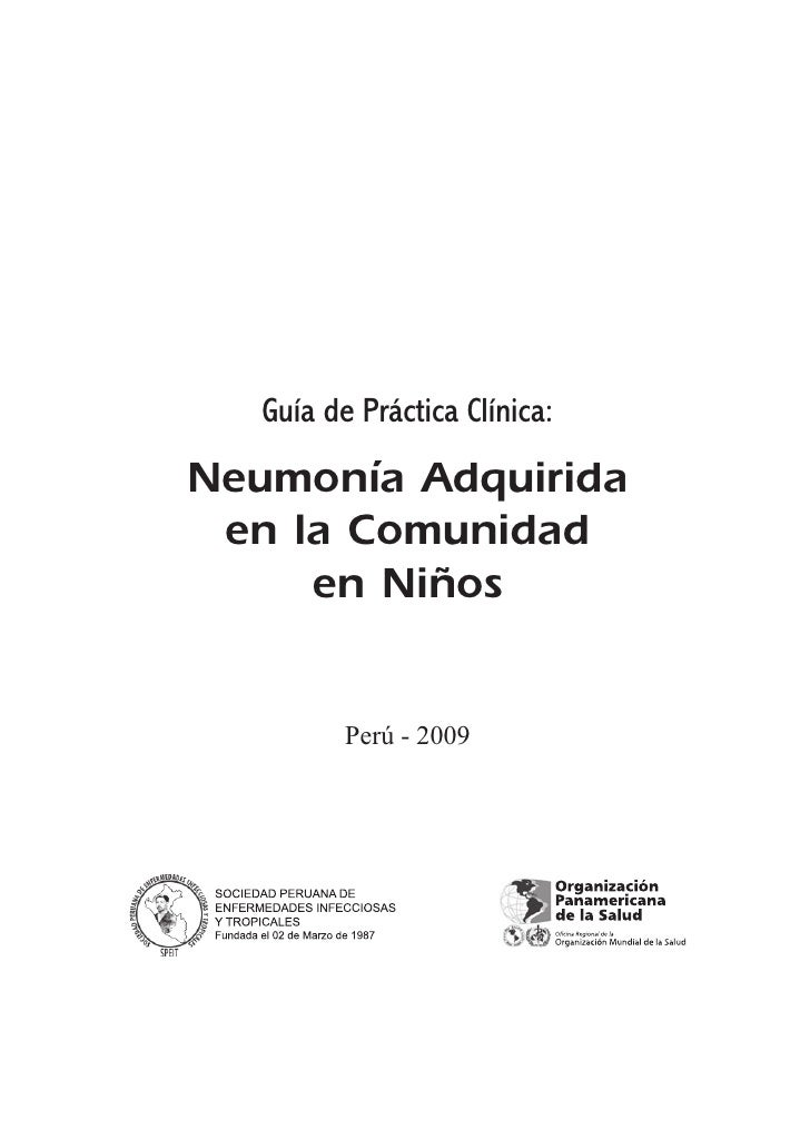 Guia Neumonia Nino Slide 3