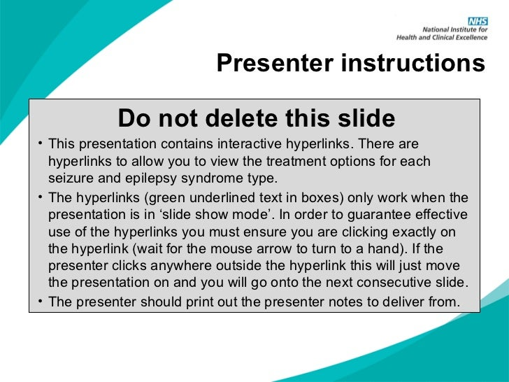 Presenter instructions <ul><li>Do not delete this slide </li></ul><ul><li>This presentation contains interactive hyperlink...