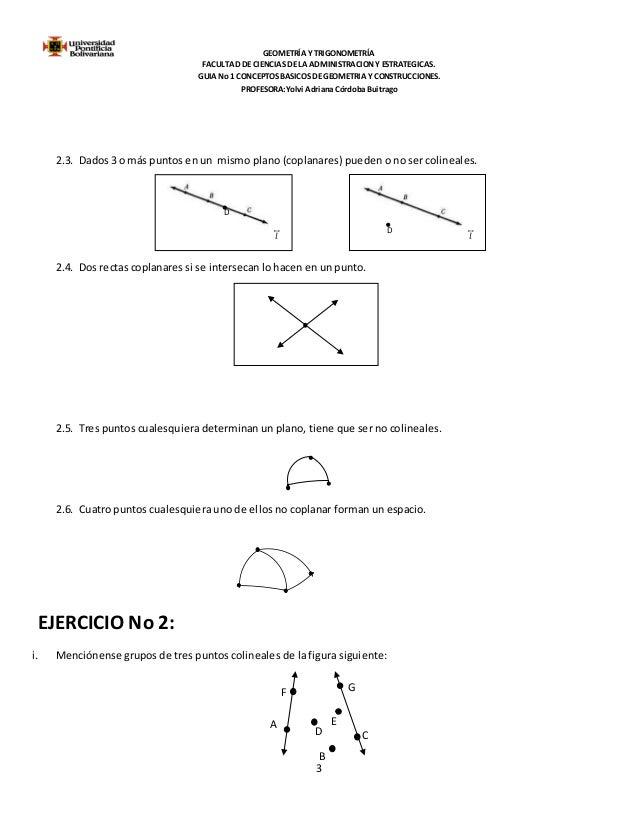 Guia no 1 conceptos básicos de geometria