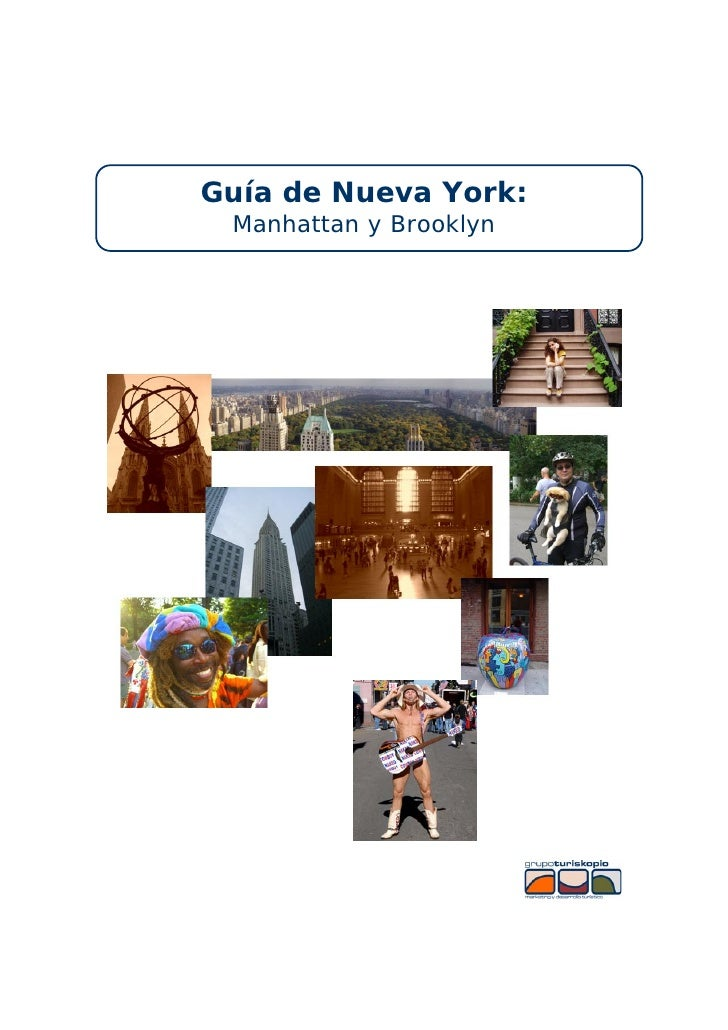 Guía de Nueva York:  Manhattan y Brooklyn