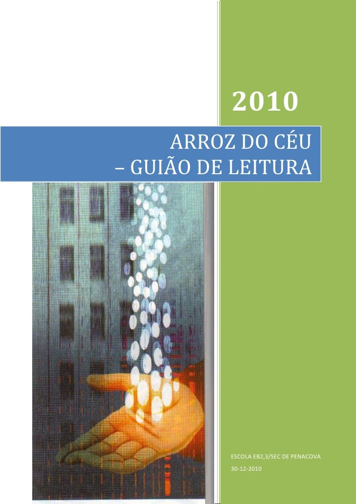 Guiao de-leitura-arroz-do-ceu