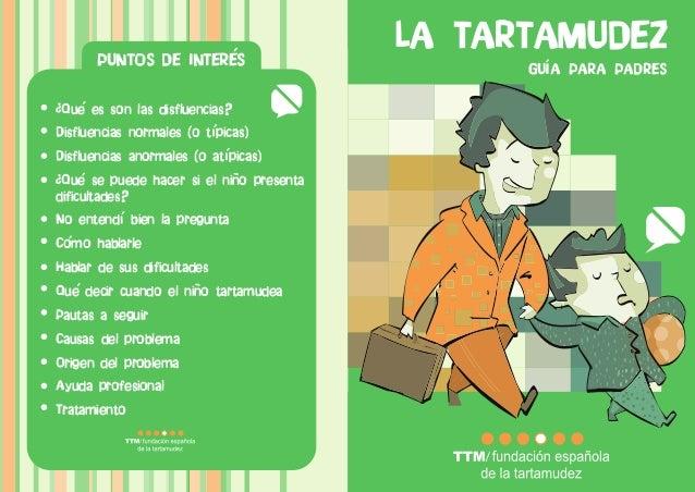 PUNTOS DE INTERES                                          LA TARTAMUDEZ                                                GU...