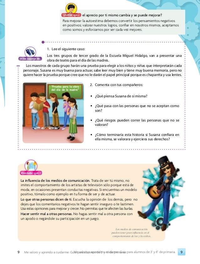 Programa Escuela Segura  Guia para alumnos 3o y 4o