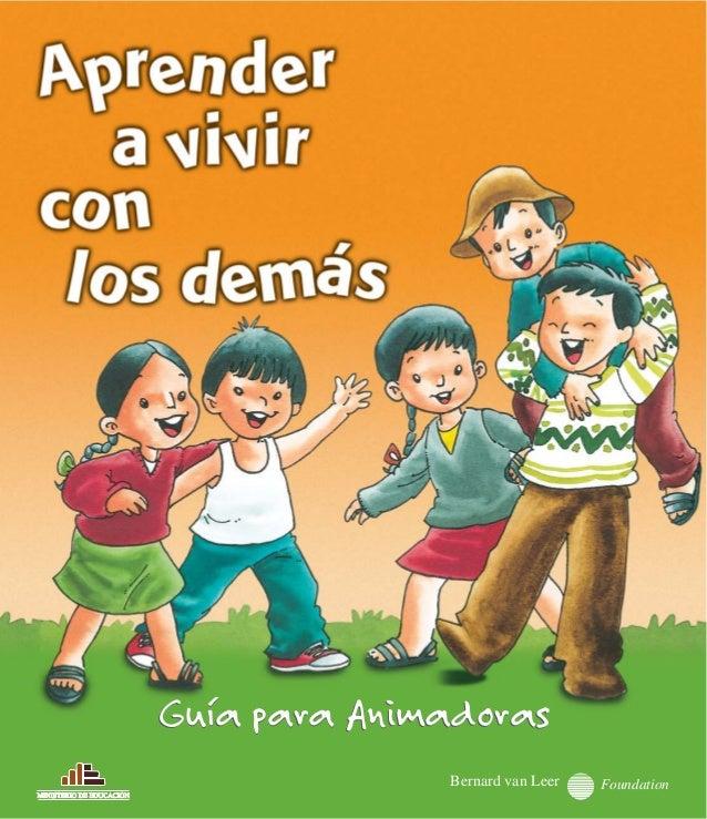 Educación Inicial Guía Para Animadoras De Pronoei