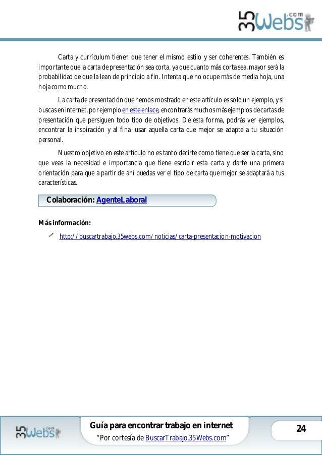 Bonito Hacer Una Carta De Presentación Del Currículum En Línea ...