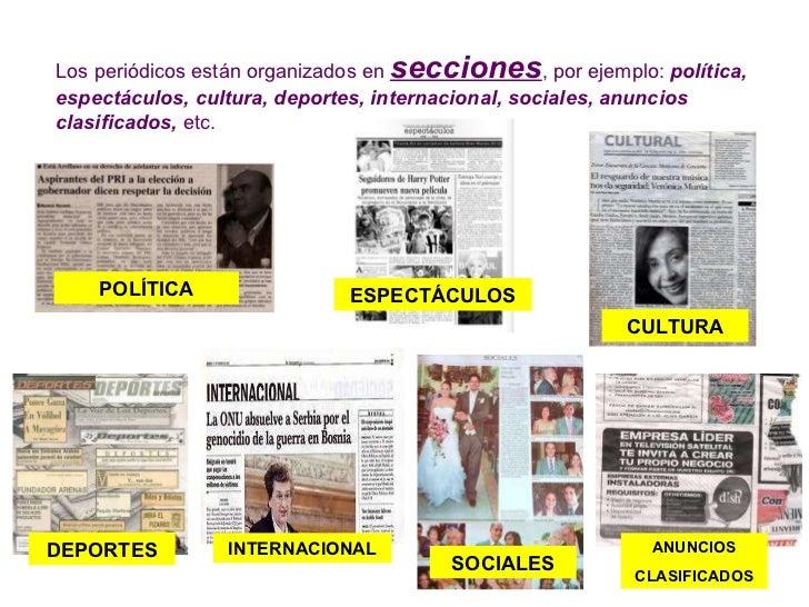Guia para estudiar espa ol 3o primaria for Diarios de espectaculos online