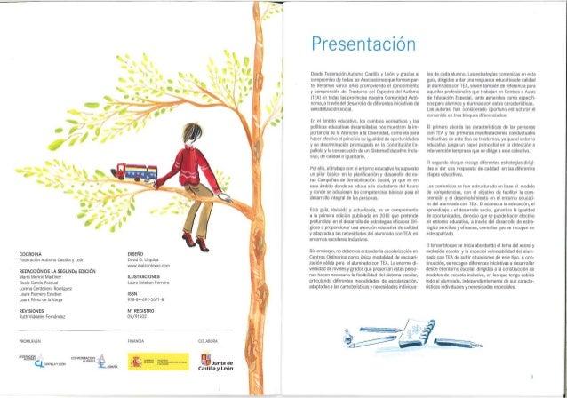 REVISIONESRuth Vidriares FernándezEl primero aborda las características de las personascon TEA y las primeras manifestacio...