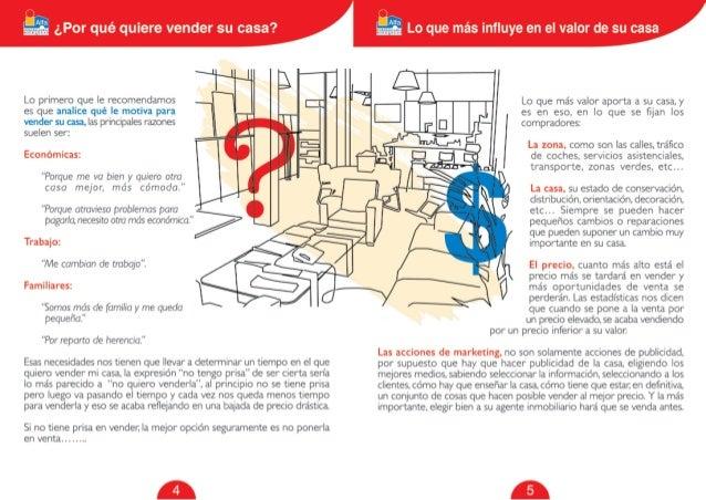 """¿Por qué quiere vender su casa?   vender su casa.  las principales razones ' suelen ser:   I Económicas:  """"Porque me va bi..."""