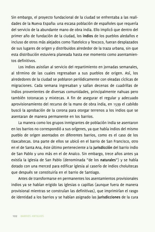 1531  Se funda el barrio de Analco de manera provisional, para los indios que trabajaban en la edificación de la Ciudad de...