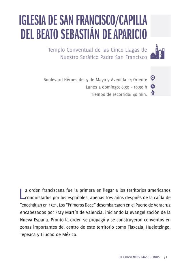 16. San Miguel Arcángel 15. Escudo franciscano y cordero 14. Inmaculada Concepción 13. Escudo dominico y perro  16  con an...