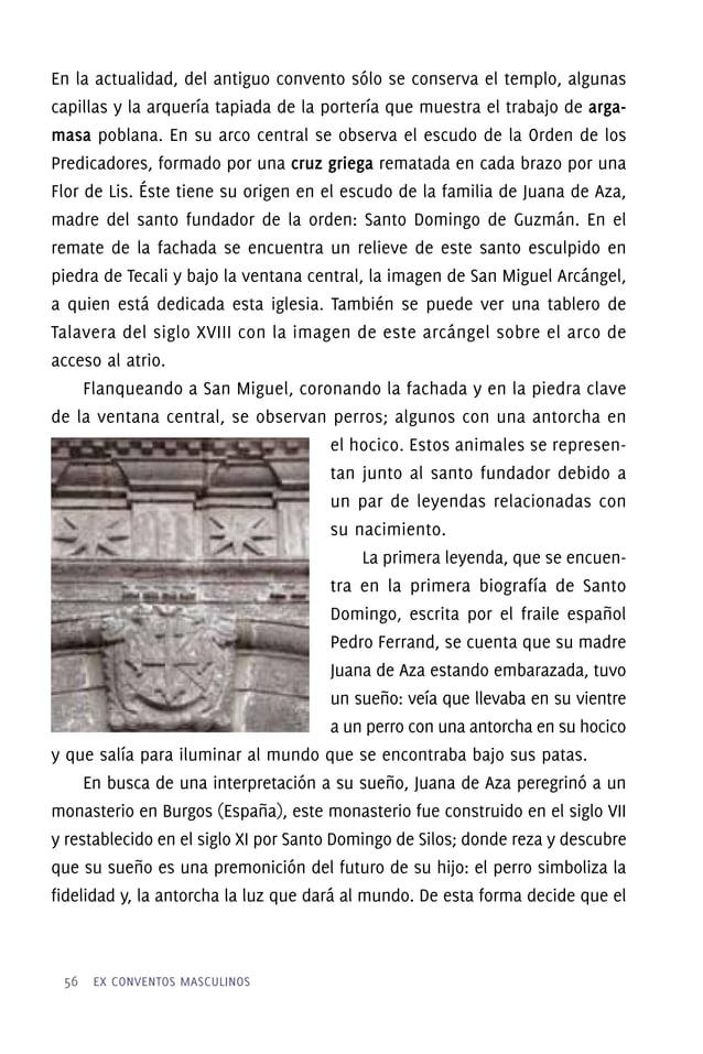 60 EX CONVENTOS MASCULINOS