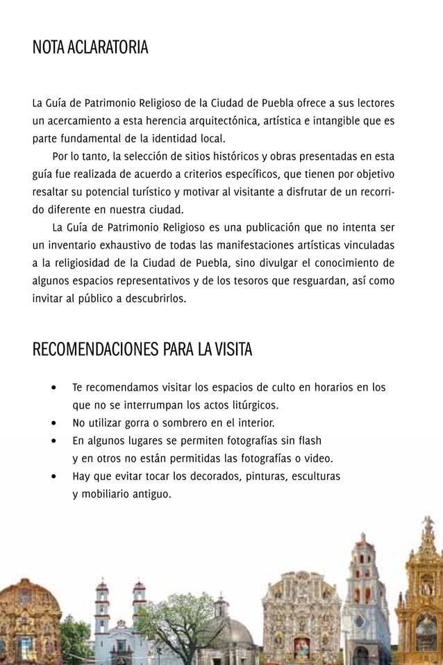 PRESENTACIÓN 05 Mtro. Eduardo Rivera Pérez  193 Iglesia de Santa Inés 199 Iglesia de las Capuchinas  Presidente Municipal ...