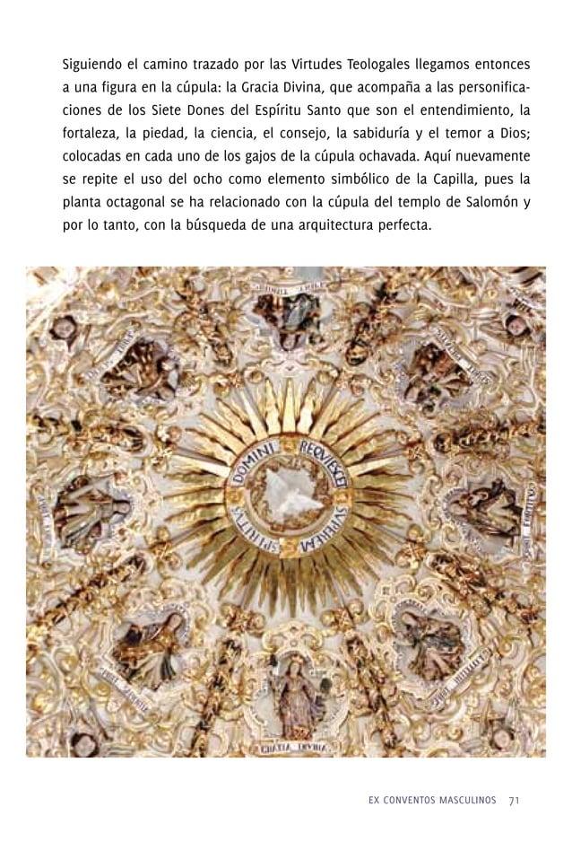 EX CONVENTOS MASCULINOS  75