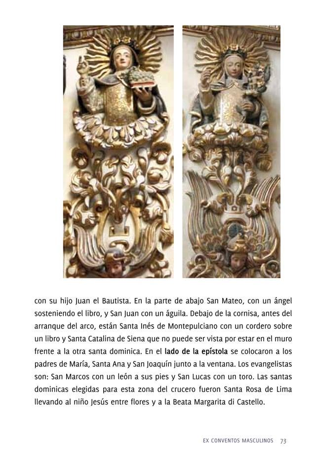 EX CONVENTOS MASCULINOS  77