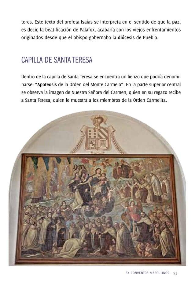 La cañería y panteón del convento del Carmen Al convento del Carmen se le concedió una dotación de agua que los frailes co...