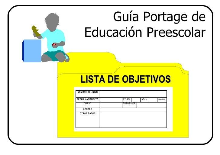 Guia portage for Guia mecanica de cocina pdf