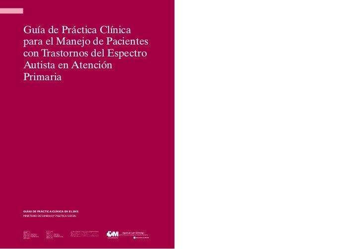 Guía de Práctica Clínica                                                                                                  ...