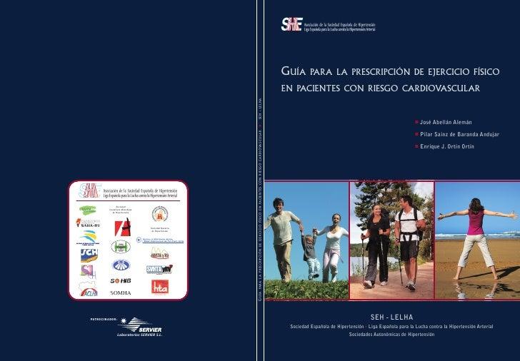 GUÍA      PARA LA PRESCRIPCIÓN DE EJERCICIO FÍSICO                                                                        ...