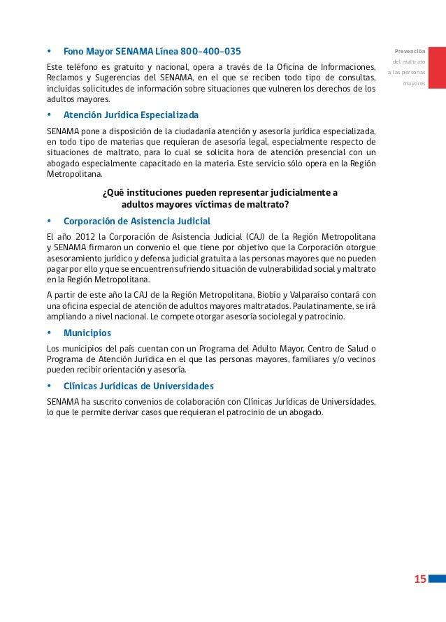 Guia prevencion del maltrato a las personas mayores - Oficinas de atencion a la ciudadania linea madrid ...