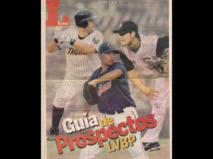 Guia prospectos lvbp 09 10