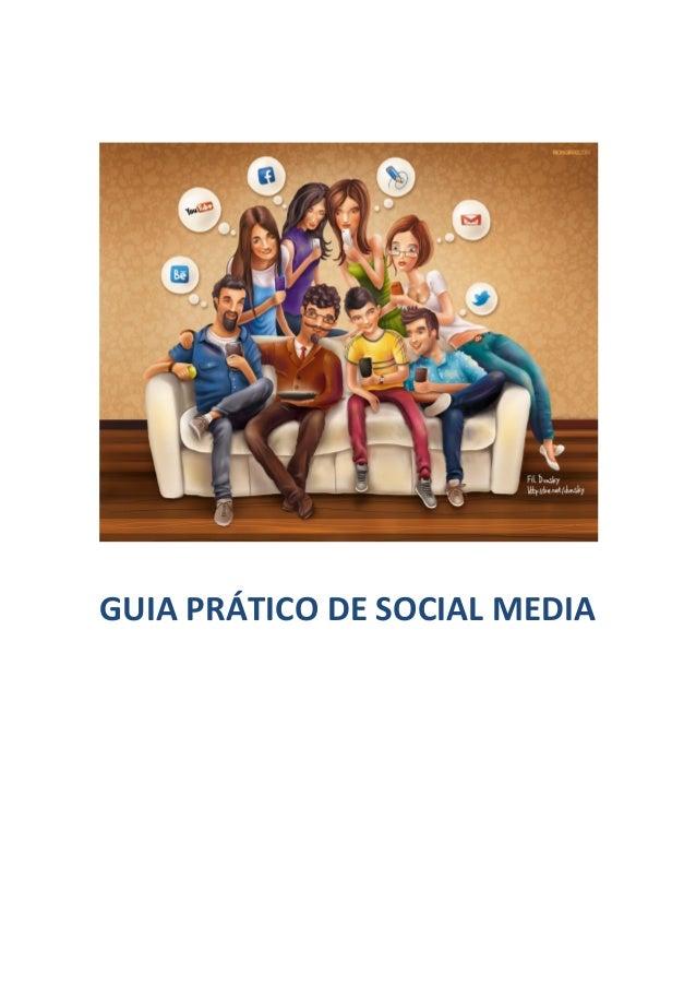 GUIA PRÁTICO DE SOCIAL MEDIA