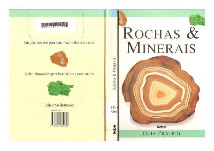 Guia prático rochas e minerais   ed nobel
