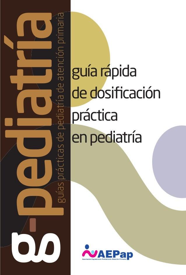 guías prácticas de pediatría de atención primaria -pediatríag Asociación Española de Pediatría de Atención Primaria guíará...