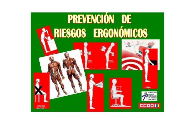 ¿Qué es el esfuerzo físico y postural y qué daños produce?El esfuerzo físico y postural en el trabajoEl esfuerzo físico es...