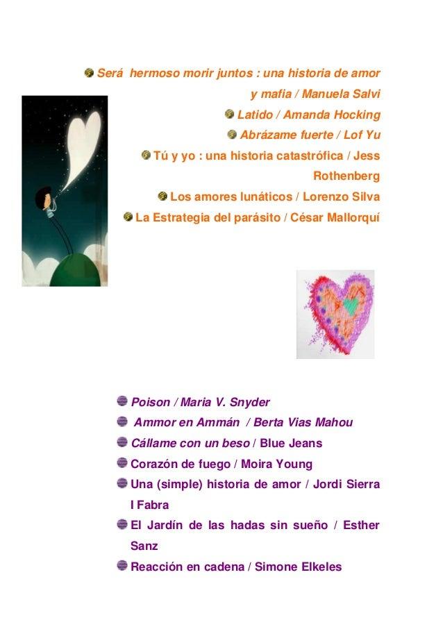 Guía Romántica Juvenil