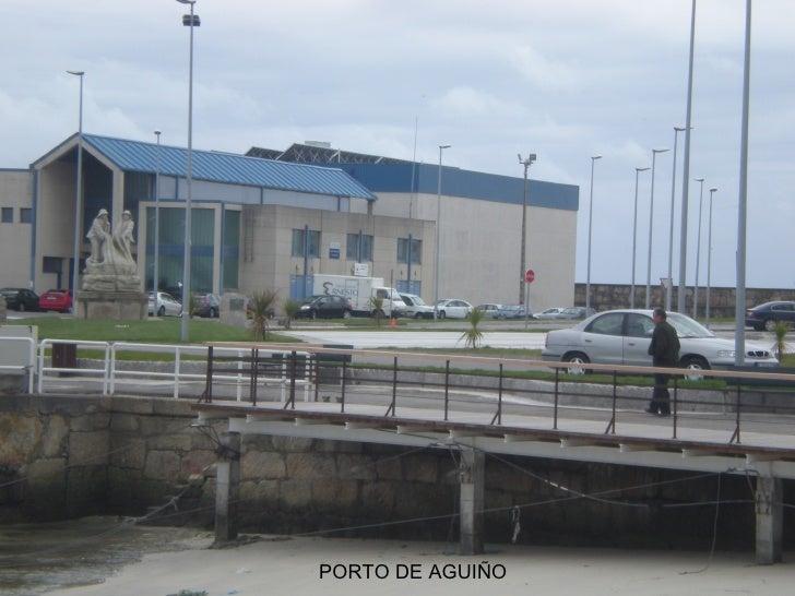 PORTO DE AGUIÑO