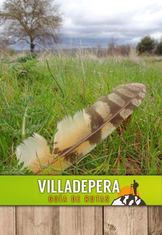 Villadepera, guía de rutas