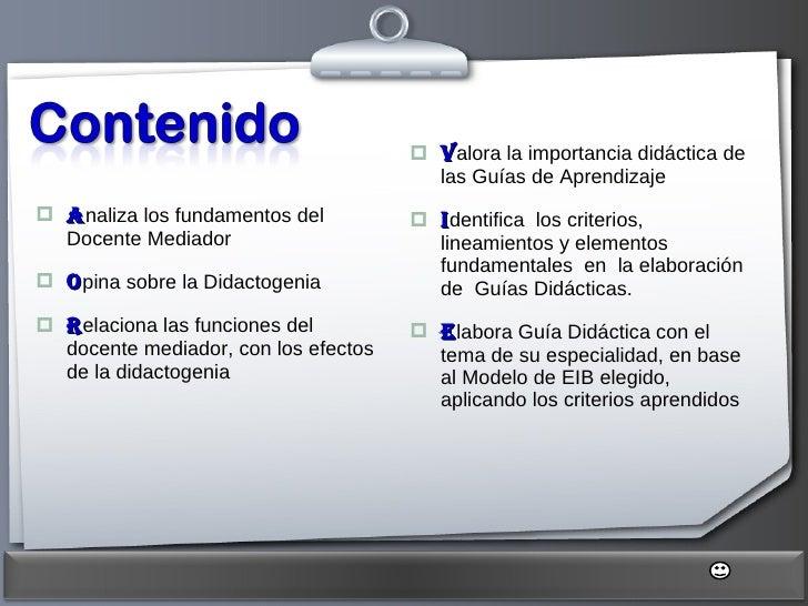 Guias De Autoaprendizaje Para Ebi Slide 2