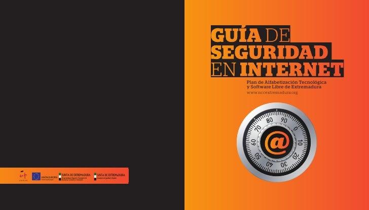 Guía de Seguridad en Internet