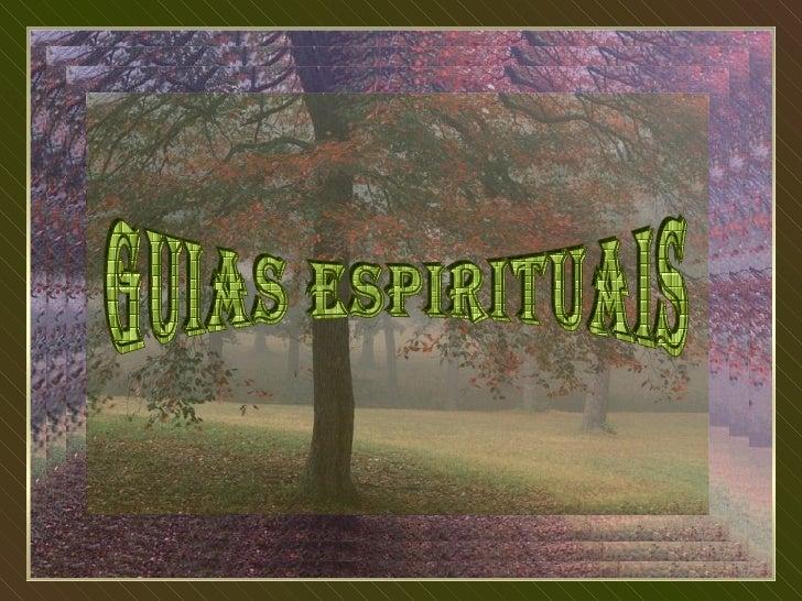 GUIAS ESPIRITUAIS