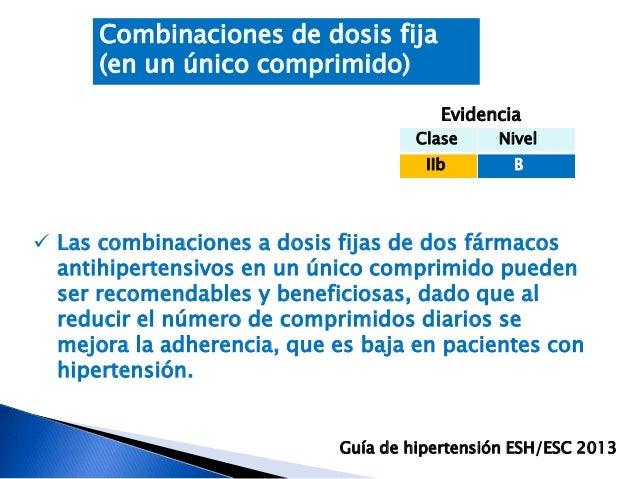 Guias Europeas De Hipertension 2013