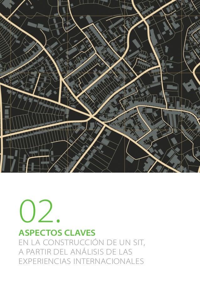 02.ASPECTOS CLAVESEN LA CONSTRUCCIÓN DE UN SIT,A PARTIR DEL ANÁLISIS DE LASEXPERIENCIAS INTERNACIONALES